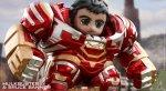 Фигурки пофильму «Мстители: Война Бесконечности»: Танос, Тор, Железный человек идругие герои. - Изображение 312