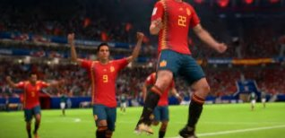 FIFA 18. Обновление FIFA World Cup Russia 2018