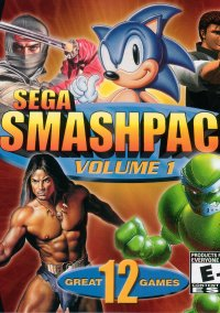 Sega Smash Pack Volume 1 – фото обложки игры