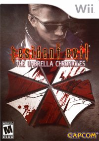 Resident Evil: The Umbrella Chronicles – фото обложки игры