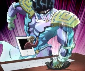 Время «шарить» вмемах про «ДжоДжо»: наTwitch покажут все серии аниме JoJo's Bizarre Adventure