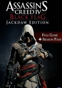 Assassin's Creed IV: Black Flag - Jackdaw Edition – фото обложки игры