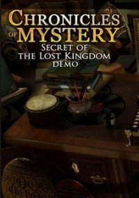 Chronicles of Mystery: Secret of the Lost Kingdom – фото обложки игры