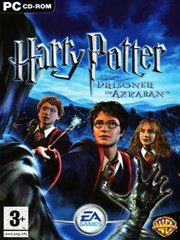 Harry Potter and the Prisoner of Azkaban – фото обложки игры
