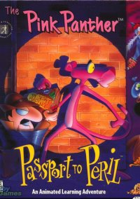 The Pink Panther Passport to Peril – фото обложки игры