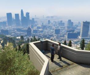 Раскрыта обложка Grand Theft Auto V