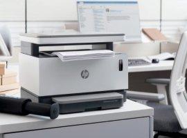 HPNeverstop Laser: первый вмире офисный принтер без картриджа. Аппарат заправляется за15секунд