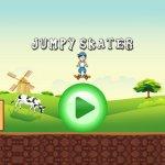 Скриншот Jumpy Skater - John Funny Jump, A – Изображение 2