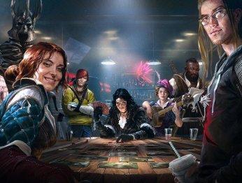 «Гвинт»: правила иотличия отверсии из«Ведьмака3»