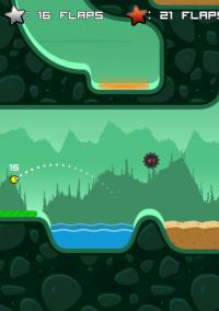 Flappy Golf – фото обложки игры