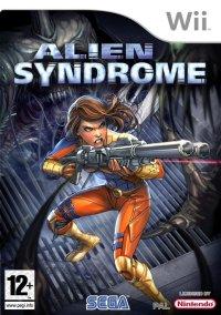 Alien Syndrome – фото обложки игры