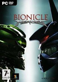 Bionicle Heroes – фото обложки игры