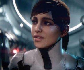 BioWare объяснила женского персонажа в трейлере Mass Effect: Andromeda