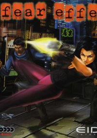 Fear Effect – фото обложки игры