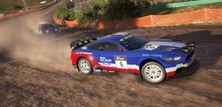 DiRT Rally. Анонс для PS VR