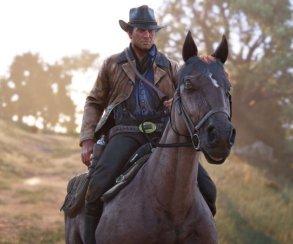 Гифка дня: лошадиные потребности вRed Dead Redemption2