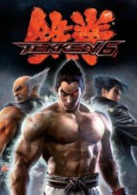 Tekken 6 – фото обложки игры