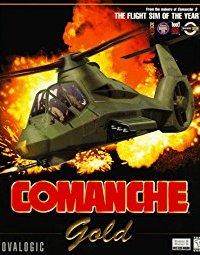 Comanche Gold – фото обложки игры