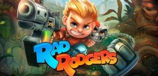 Rad Rodgers. Анонсирующий трейлер для консолей