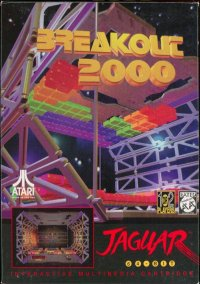 Breakout 2000 – фото обложки игры