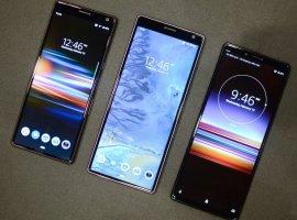 Смартфоны премиум-класса Sony Xperia 10иXperia10 Plus представлены официально