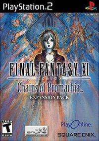 Final Fantasy 11: Chains of Promathia – фото обложки игры
