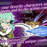 Скриншот Sword Art Online: Memory Defrag – Изображение 3