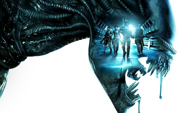 Aliens: Colonial Marines. ЗАПИСЬ ЭФИРА