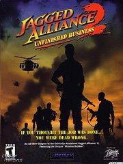 Jagged Alliance 2: Unfinished Business – фото обложки игры