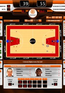 International Basketball Manager: Season 2010/11
