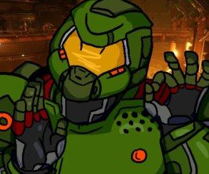 «Они дали Скорпиону пушку»: как Интернет встретил трейлеры Rage 2 иDoom Eternal