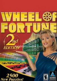 Wheel of Fortune 2nd Edition – фото обложки игры