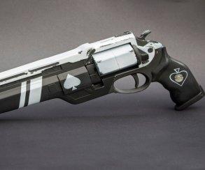 Гайд. Как получить мощный револьвер Кейда Ace ofSpades вDestiny 2: Forsaken