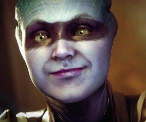 Игроки несмогут потестировать мультиплеер Mass Effect: Andromeda