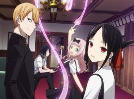 Почему вам стоит посмотреть аниме «Госпожа Кагуя»— главную романтическую комедию сезона