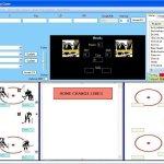 Скриншот FaceOff Hockey 2010 – Изображение 3