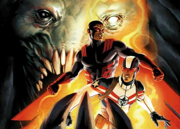 Бывший Капитан Америка против демона: новый нелепый конфликт или поиски себя после Secret Empire?