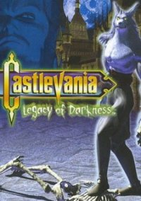Castlevania: Legacy of Darkness – фото обложки игры
