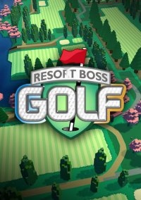 Resort Boss: Golf – фото обложки игры