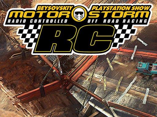 PlayStation Show: Motorstorm RC