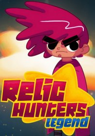 Relic Hunters Legend