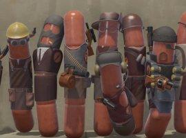 Meat Fortress— это как Team Fortress 2, нотолько про сосиски. Трейлер вызывает смешанные чувства