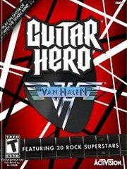 Guitar Hero: Van Halen – фото обложки игры