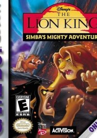 Lion King, The - Simba's Mighty Adventure – фото обложки игры