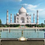 Скриншот Romancing the Seven Wonders: Taj Mahal – Изображение 1