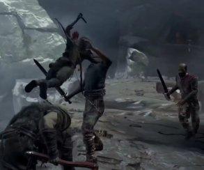 Разработчики God of War показали ранний прототип игры. От некоторых вещей пришлось отказаться