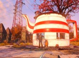 Главные достопримечательности накарте Fallout76