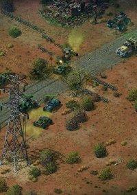 Desert Law – фото обложки игры