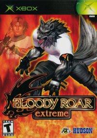 Bloody Roar: Extreme – фото обложки игры