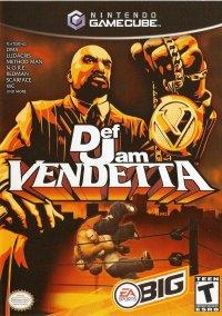 Def Jam Vendetta – фото обложки игры